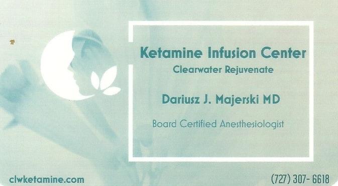 Polish Aesthetic MedSpa and Ketamine Infusion Center – Dr. Dariusz J. Majerski, MD