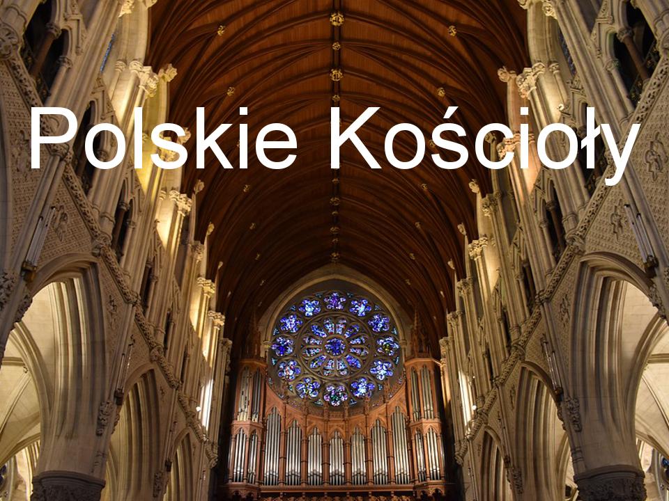 Polskie Kościoły - Clearwater, Floryda